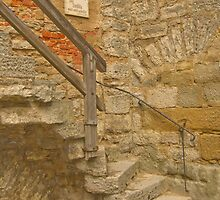 Rothenburg ob der Tauber 14 by Priscilla Turner