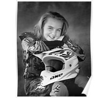 Girl Rider Poster