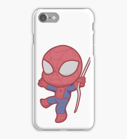 Little Spidey! iPhone Case/Skin