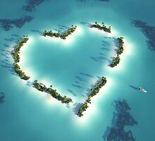 Beach Heart  by Essi Esposito