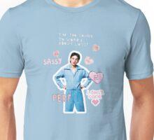 Sassy Sam Weir Unisex T-Shirt