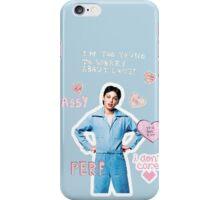 Sassy Sam Weir iPhone Case/Skin