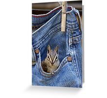 Pocket Full of Delight Greeting Card