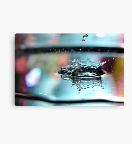 Half Crown Canvas Print
