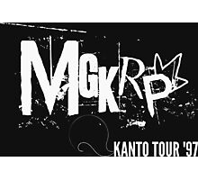Pseudo Band | MGKRP - Kanto Tour Photographic Print