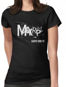 Pseudo Band | MGKRP - Kanto Tour Womens Fitted T-Shirt