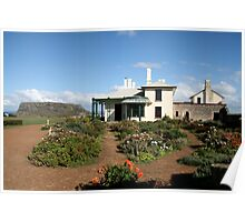 Highfield House in Stanley Tasmania Poster