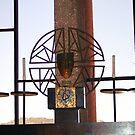 Inside Chapel Sedona Arizona by Stormygirl