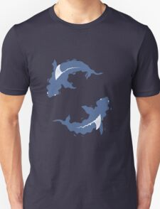 Sharks Underwater T-Shirt