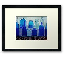 I woke before the morning, I was happy all the day Framed Print