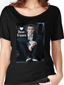 Love Dave Franco Women's Relaxed Fit T-Shirt