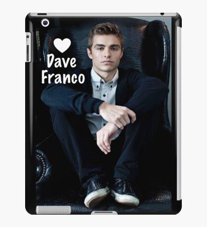 Love Dave Franco iPad Case/Skin