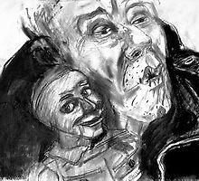 Geraldine and Fritz#1 by WoolleyWorld