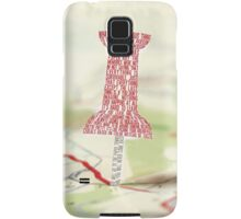 Paper Towns Typography Samsung Galaxy Case/Skin