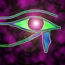UNDER the EYE of HORUS by Ann Warrenton