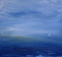 'Sail Away with me, from the land, to the sea -  sail away with me' by TigerL