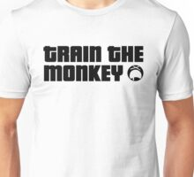 Train the MOnkey Unisex T-Shirt