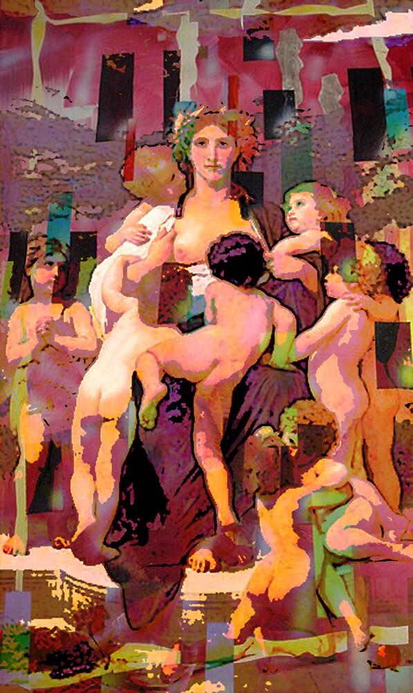 LADY MADONNA 2 by Tammera