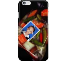 dewa and his pickles iPhone Case/Skin