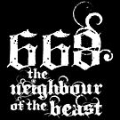 668 the neighbour of the beast by monsterplanet
