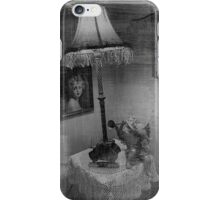Angel and the Lamp iPhone Case/Skin