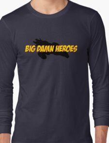 Big Damn Heroes (Firefly/Serenity) Long Sleeve T-Shirt