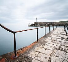Cornwall - Mevagissey by Michael Breitung