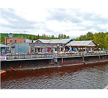 The Pumphouse Restaurant & Saloon, Fairbanks, Alaska, USA Photographic Print