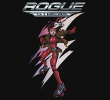 Rogue - back w logo by Ryan Wilton