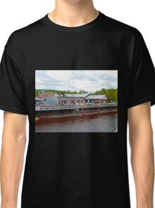 The Pumphouse Restaurant & Saloon, Fairbanks, Alaska, USA Classic T-Shirt