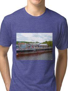 The Pumphouse Restaurant & Saloon, Fairbanks, Alaska, USA Tri-blend T-Shirt