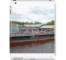The Pumphouse Restaurant & Saloon, Fairbanks, Alaska, USA iPad Case/Skin