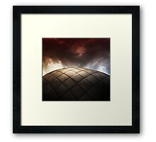 Take me to your debenhams... Framed Print