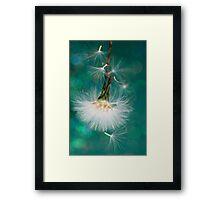 """""""Falling apart"""" Framed Print"""