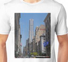 Street scene, New York City, New York, USA Unisex T-Shirt