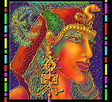 'Akhenaten Babie', You're one Ugly Dude by luvapples downunder/ Norval Arbogast