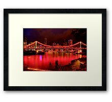 A Symphony of Colour Framed Print