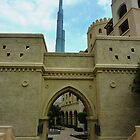 46 Degrees Centigrade in Dubai and Rising! by Keith Richardson