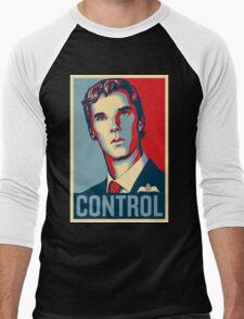 CONTROL 4colours Men's Baseball ¾ T-Shirt