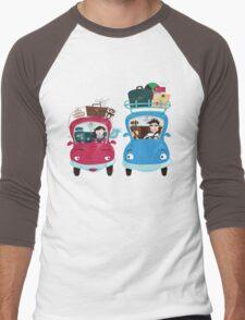 Road Meeting Men's Baseball ¾ T-Shirt