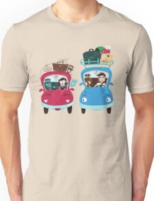 Road Meeting Unisex T-Shirt