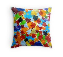 THE SIDESHOW BOB Throw Pillow
