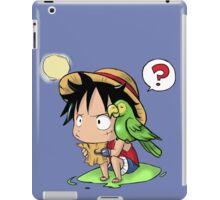 Luffy iPad Case/Skin