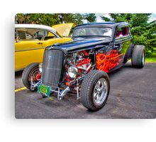 Hot-rod Ford Canvas Print