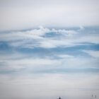 Brighton Pier and Sky by Karen Martin