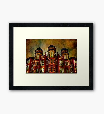 Oxford Framed Print