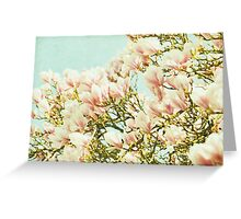 sky kisses Greeting Card