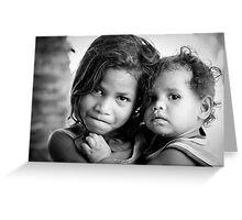 Aboko & Socianus - Timor-Leste 2008 Greeting Card