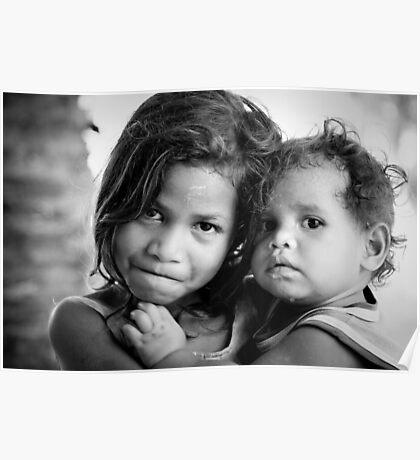 Aboko & Socianus - Timor-Leste 2008 Poster