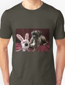 You Can't Fool Me... It's Not The Easter Bunny - Boxer Dogs Series T-Shirt